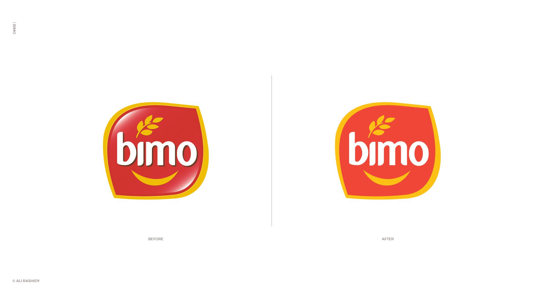 ماذا لو أصبحت شعارات أشهر الشركات العالمية فلات؟ 56