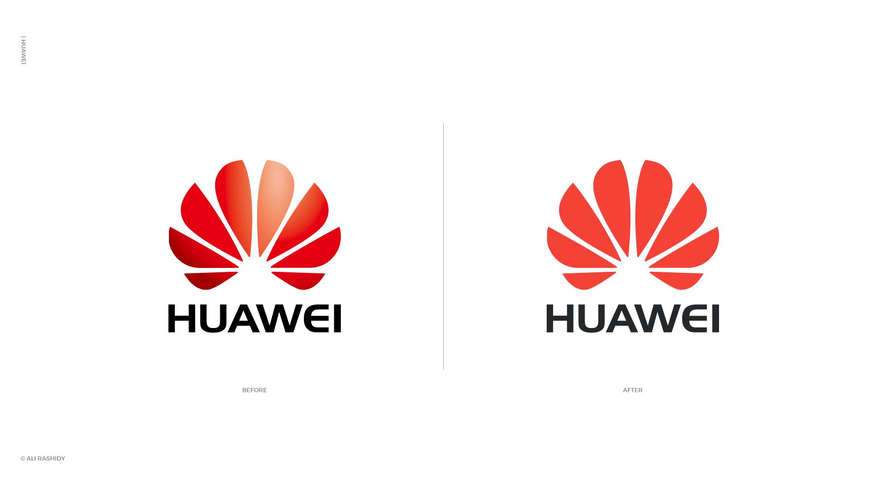 ماذا لو أصبحت شعارات أشهر الشركات العالمية فلات؟ 12