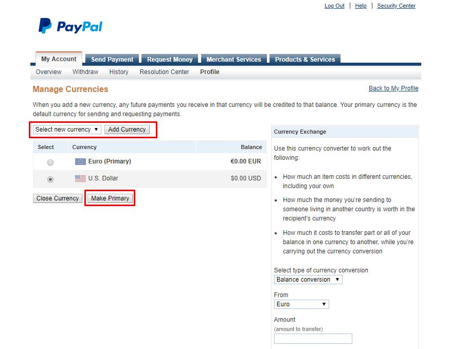 كل ما تريد معرفته عن PayPal 42